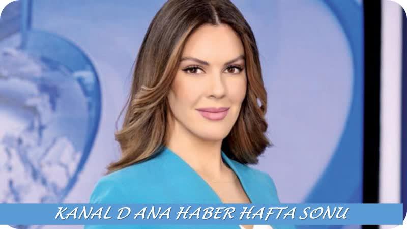 Kanal D Haber Hafta Sonu 21 04 2019 03