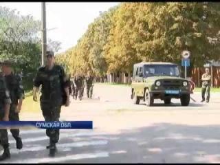 У Конотопе Сумськой области видбулися 4 вибухи