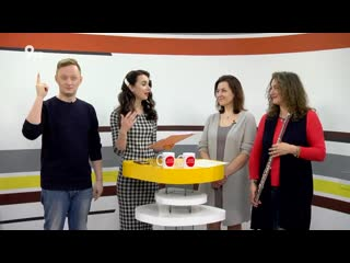 Гости - Елена Иванова-Литягина и Татьяна Рябова