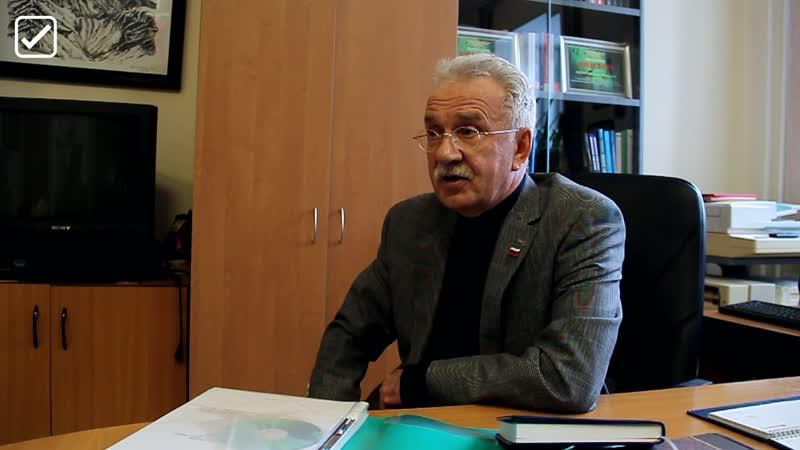 Интервью с Алексеем Игнатьевичем Щербининым о создании Деловой игры Выборы