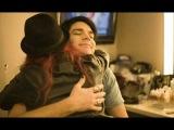 Adam Lambert &amp Allison Iraheta - Poker Face (feat,. by Daughtry)