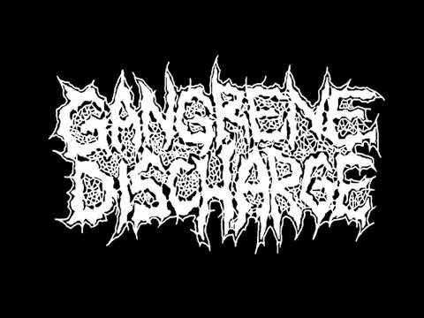 Gangrene Discharge Split w Pus Drinkers