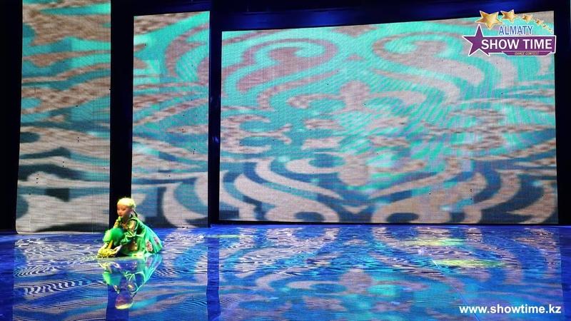 Ансамбль Мадина | Нұрәбіл Айзере - Үкілі төбетай | осенний Show Time 2018