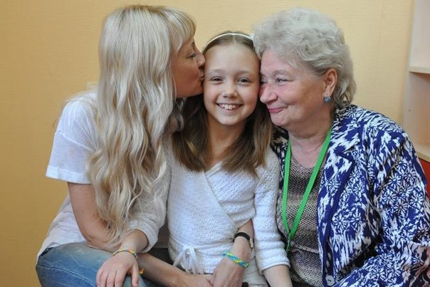 Мама и бабушка как поделить ребенка