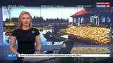Новости на Россия 24 Паводок в России спад в Ишиме и подъем в Кирове
