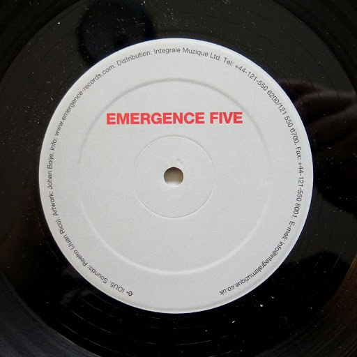 Reeko альбом Emergence Five