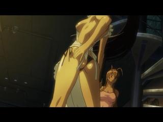 Школа мертвецов(Gakuen Mokushiroku: High School of the Dead) - 07 [RUS озвучка] (аниме эротика, этти,ecchi, не хентай-hentai)