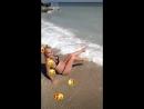Беременные на пляже 👼🙆💝💞