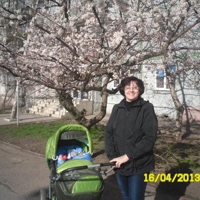 Анна Мельник, 7 ноября 1974, Запорожье, id31068684