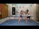 Самая быстрая девочка (Эвника) и 10-летний тренер по боксу и их УДИВИТЕЛЬНЫЙ ВАЛЬС.