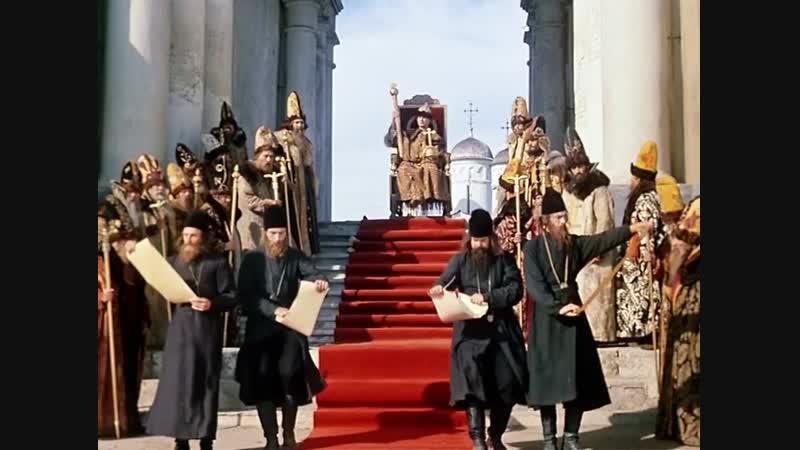 Царский указ - бедный женится на богатой, а богатая на бедном. Женитьба Бальзаминова 1964 г.