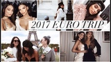 2017 Euro Trip Vlog PFW Italy with Revolve