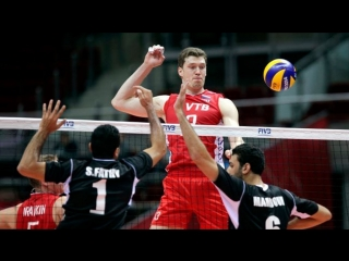 Top 7 best middle blockers in world