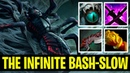 Infinite Bash And Slow Build - Broodmother WITH Skadi, S Y, Abyssal And MKB - Meracle 7.17 - Dota 2