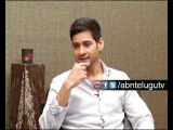 Mahesh Babus exclusive interview on 1 Nenokkadine