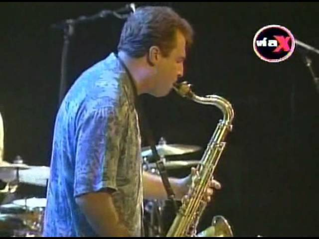 Bill Brufords Earthworks - Santiago, Chile, 2002-09-29