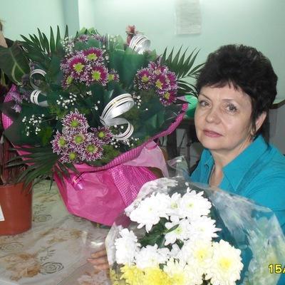 Надежда Романова, 19 января 1956, Москва, id214814650