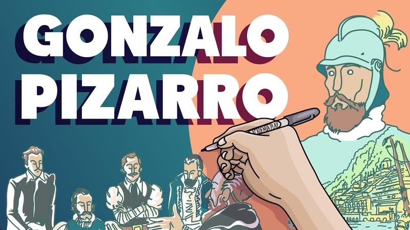 Gonzalo Pizarro y la gran rebelión de los encomenderos