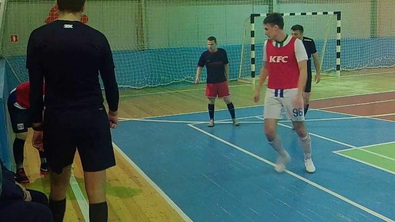 ФК «Костолом» - ФК «Грабцево» - 2 тайм