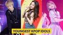 Idols Mais Novos Do KPOP (2001-2006)