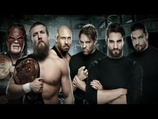 The Shield vs Team Hell No & Ryback - WWE TLC 2012 - Highlights HD