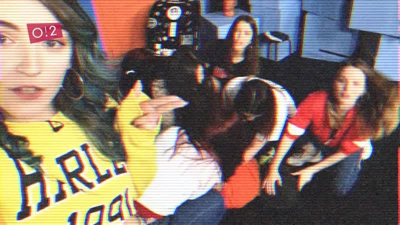 Студию о2тв захватили фанатки k-pop