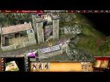 Stronghold 2 (7 миссия) Осада аббатства (плохая компания)