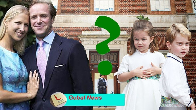 Lady Gabriella Windsor was disappointed that George Charlotte missed royal wedding