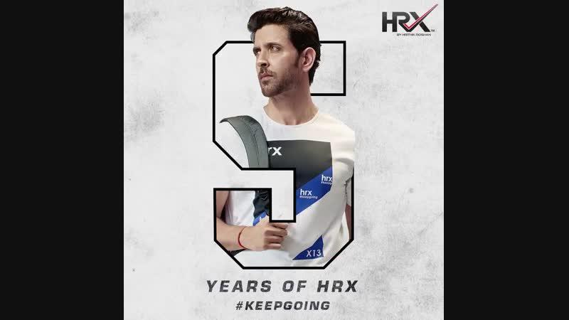 HRX бренд