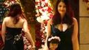 Aishwarya rai bachchan in akash ambani engagement party