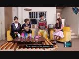 Interview with NCT DREAM &amp YERI E! News Asia RUS SUB РУС.СУБ.