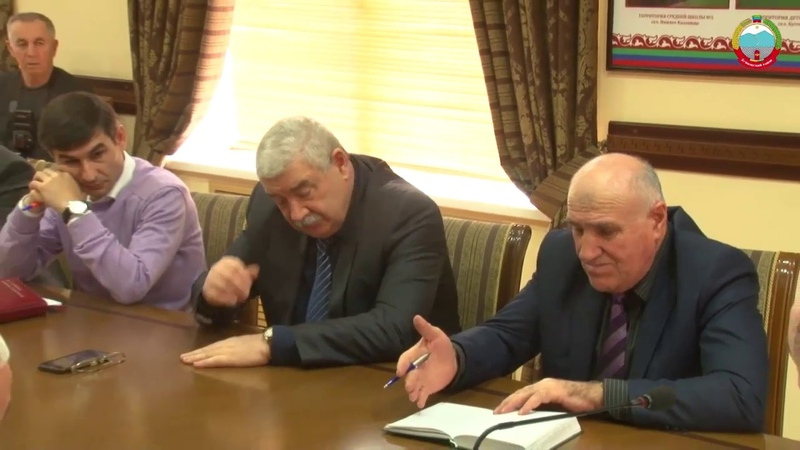 Ввод в эксплуатацию водоёма на 37 тыс. куб. м. в с. Нижнее Казанище обсудили на аппаратном совещании