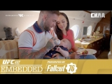 UFC 227 Embedded  Vlog Series - Episode 1