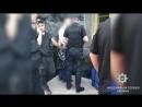 С криком «Крым наш!» вооружённый до зубов мужчина пытался прорваться к Раде