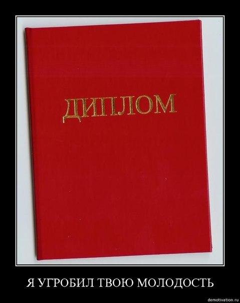 Статусы про диплом прикольные Лучшее для Одноклассников и  Статусы про красный диплом