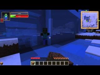 LP Minecraft 1.6.2 -Металлургия и IC2 #1 -Ледянная крепость и очень много данжей