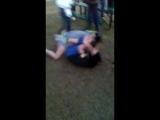 Kayla park fight