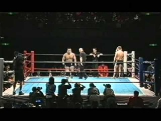 Fedor Emelianenko VS Tsuyoshi Kohsaka  22 12 2000 (Все бои Фёдора Емельяненко) Бой 05