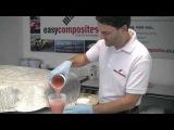 Изготовление капота из карбона - Part 1/3(Снятие матрицы)