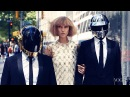 Behind the Scenes with Daft Punk and Karlie Kloss - Karlie Kloss Vogue - Vogue Diaries