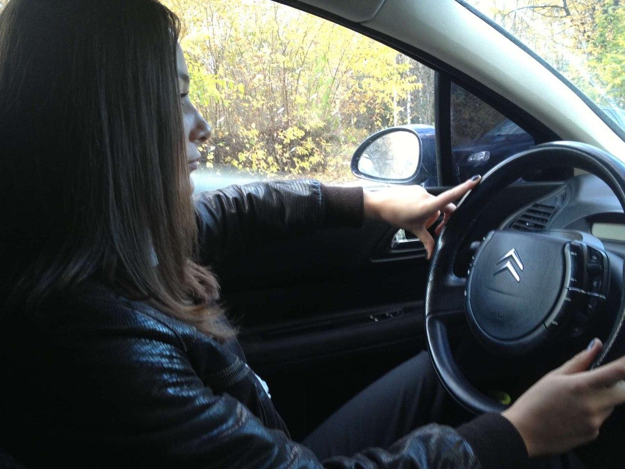 Фото девушка с парнем в машине 8 фотография