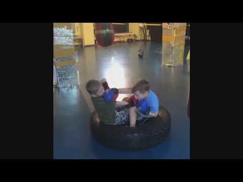 Бокс для дошкольников: упражнения