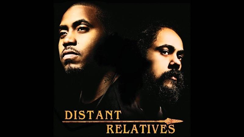 Nas Damian Marley - Patience
