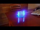 LED КУБ для Arduino Nano