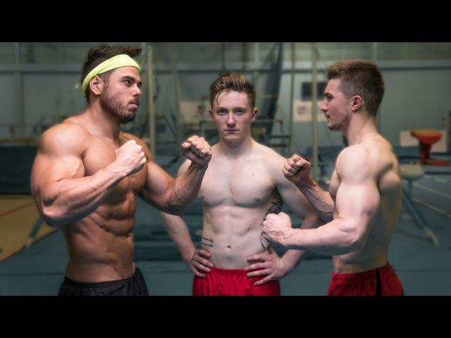 ULTIMATE GYMNASTICS CHALLENGE ep5 | Gymnastics Vs Fitness