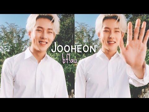 [bf!au] jooheon - i love you