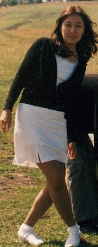 Роза Токмагамбетова, 27 октября 1991, Санкт-Петербург, id49108415