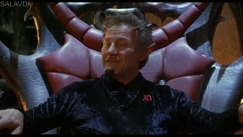 Разговор Дьявола с сыновьями   Никки, дьявол - младший (2000)