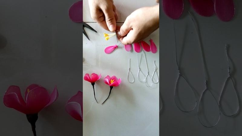 Hoa đào vải voan cực đẹp 0961072028(thu hường)