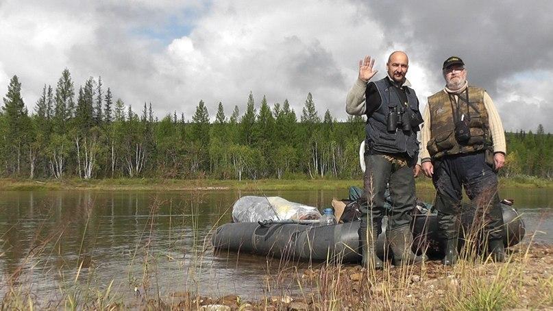 Рыбалка и охота в Якутии